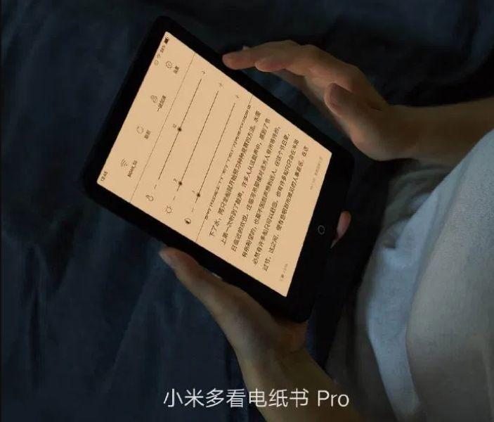 Xiaomi Resmi Luncurkan Mi Duokan Electronic Paper Book Pro, Begini Penampilannya
