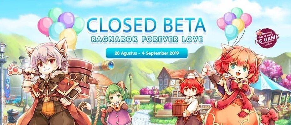 Close Beta Dimulai, Nostalgia dengan Game Lawas Ragnarok: Forever Love