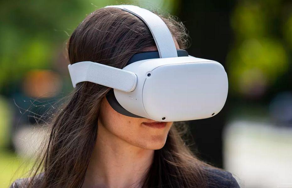 Perangkat Anyar VR Milik Facebook, Oculus Quest 2 Sudah Tersedia, Begini Penampilannya
