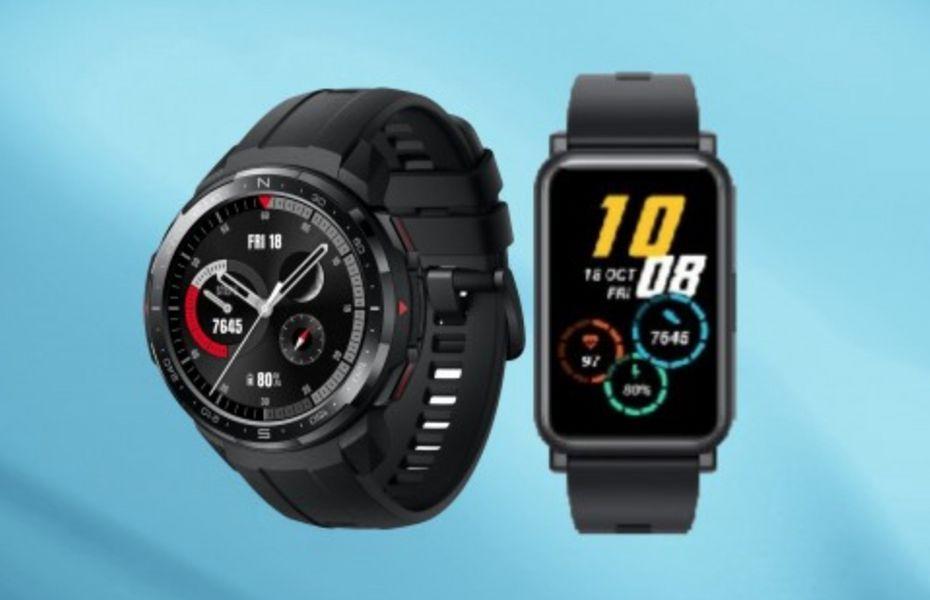 Honor luncurkan jam tangan pintar Honor Watch GS Pro dan Watch ES di IFA 2020