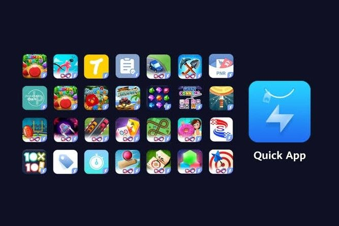 Berkenalan dengan Huawei Quick Apps, Calon Pengganti Google Instant Apps