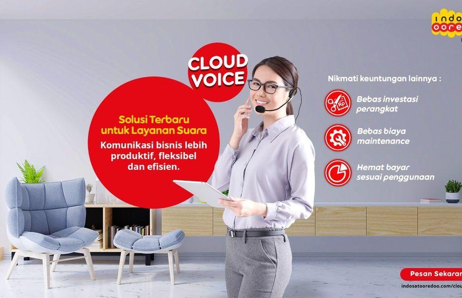 Dukung work from home, Indosat Ooredoo luncurkan CloudVoice untuk pelanggan korporat