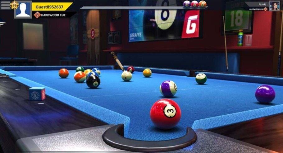 6 Game Billiard Gratis Online dan Offline Terbaik
