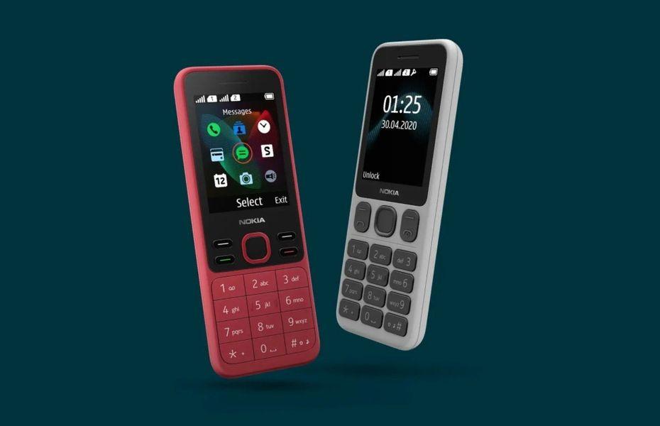 HMD Global meluncurkan ponsel fitur Nokia 125 dan Nokia 150
