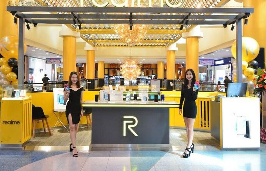 Besok, Realme akan meresmikan Exclusive Store di Cibinong City Mall