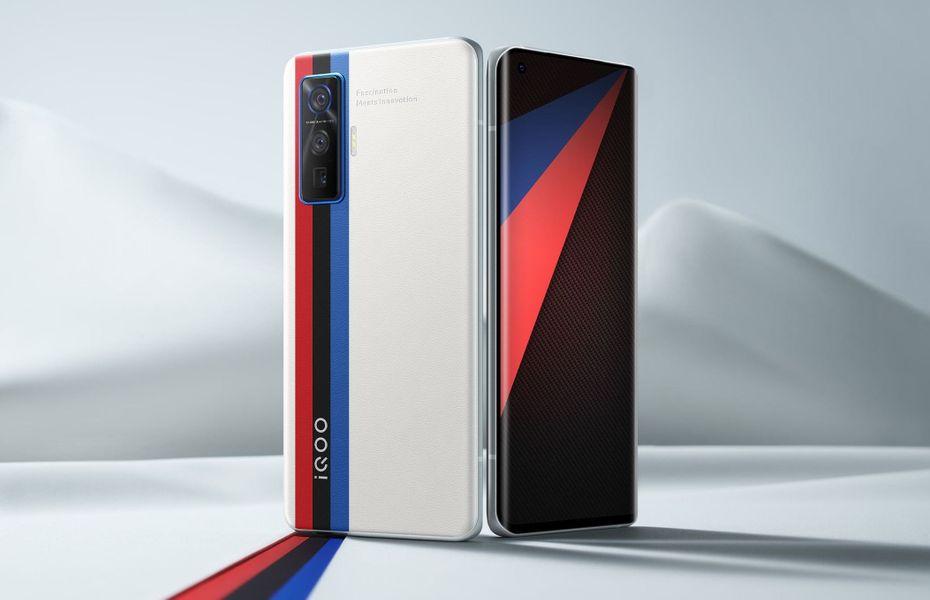 Bertemakan BMW, iQOO 7 dikonfirmasi bakal ditenagai oleh Snapdragon 888