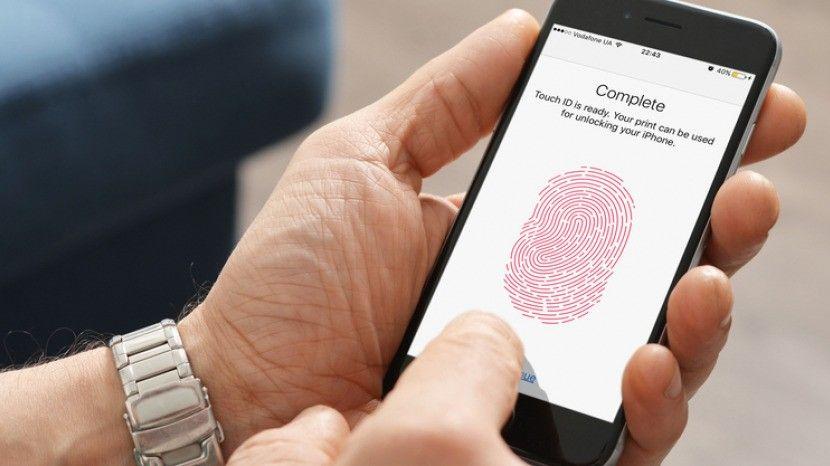 Apple siapkan pemindai sidik jari bawah layar untuk Tiongkok