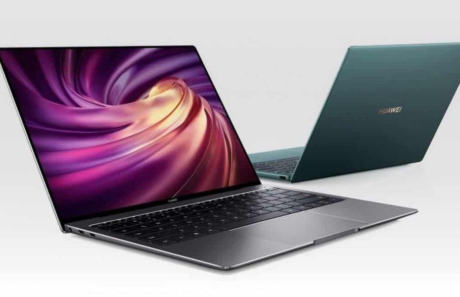 MateBook X mendatang akan didukung prosesor Intel Generasi ke-11