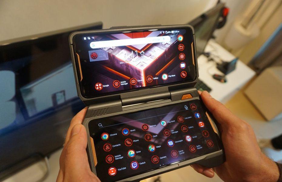 Asus ROG Phone 2 rencananya akan dirilis pada Juli mendatang