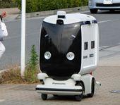 Panasonic Melakukan Uji Coba Robot Pengirim Otonom untuk Mengetahui Respon Warga Jepang