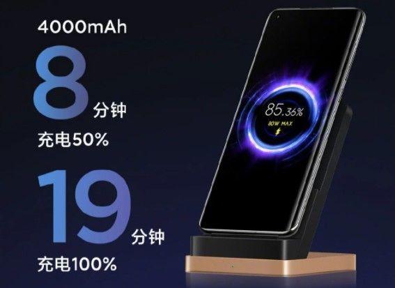 Xiaomi umumkan pengisian daya nirkabel 80W, mampu isi penuh baterai 4.000 mAh dalam 19 menit