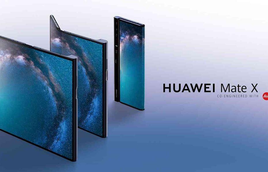Huawei tunda peluncuran Mate X hingga September mendatang
