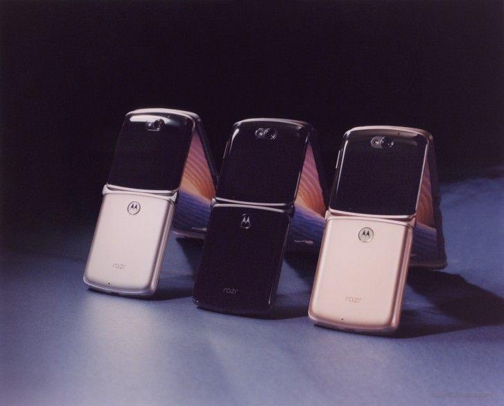 Motorola Razr 5G resmi meluncur dengan Snapdragon 765G dan kamera 48 MP