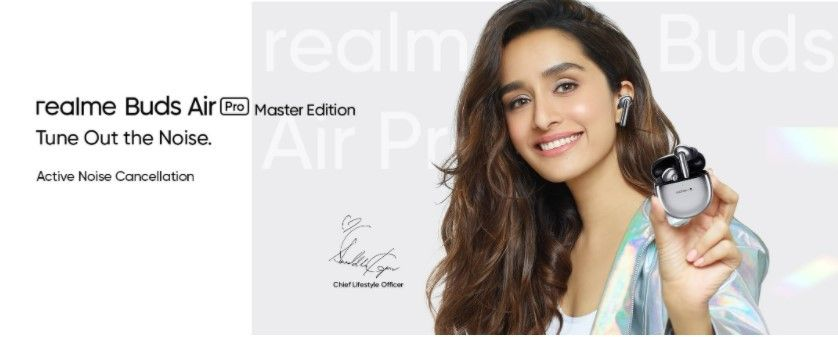 Realme Buds Air Pro Master Edition dan Realme Watch S Pro akan diluncurkan pada 23 Desember