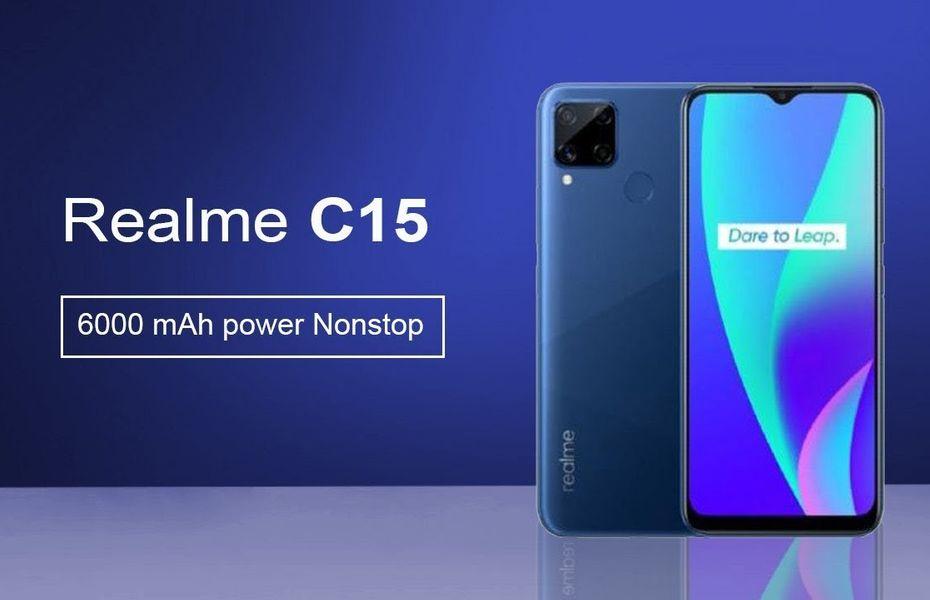 Siap meluncur besok, ini beberapa bocoran spesifikasi dari Realme C15
