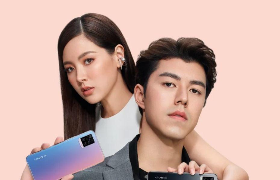 Vivo V20 dan V20 Pro 5G resmi meluncur di Thailand