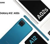 Samsung mengumumkan Galaxy A12 dan Galaxy A02s