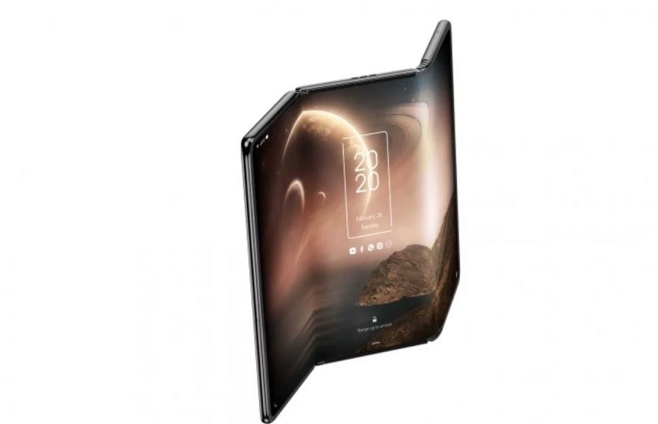 TCL perkenalkan dua ponsel konsep layar lipat dan dapat digulung