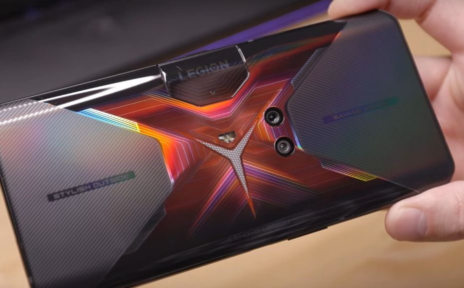 Spesifikasi HP Gaming Lenovo Legion: Bisa Rekam Video Saat Main Game!
