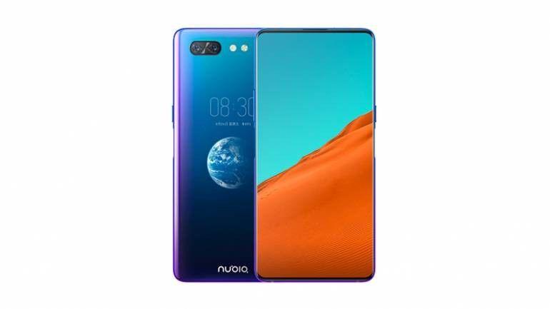 Nubia X 5G resmi diumumkan dalam MWC 2019 di Shanghai