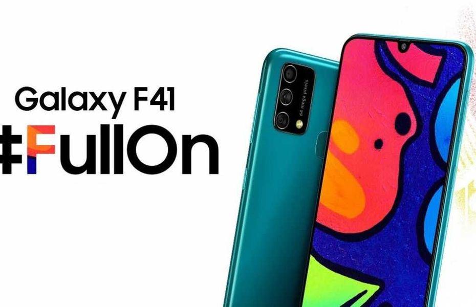 Samsung Galaxy F41 resmi diluncurkan mulai harga Rp3 jutaan