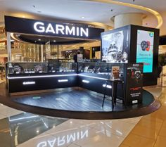 Garmin Official Store ketiga resmi dibuka di Central Park Mall