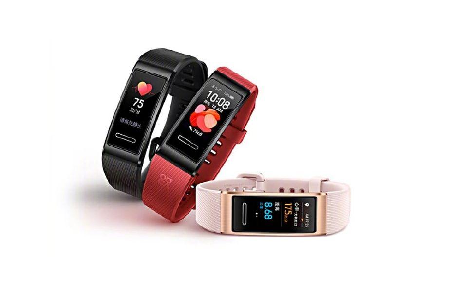 Huawei Band 4 Pro diluncurkan dengan NFC, GPS, dan tahan air 50 meter