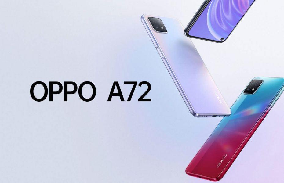 Oppo A72 5G telah diluncurkan sebagai smartphone pertama bertenaga Dimensity 720