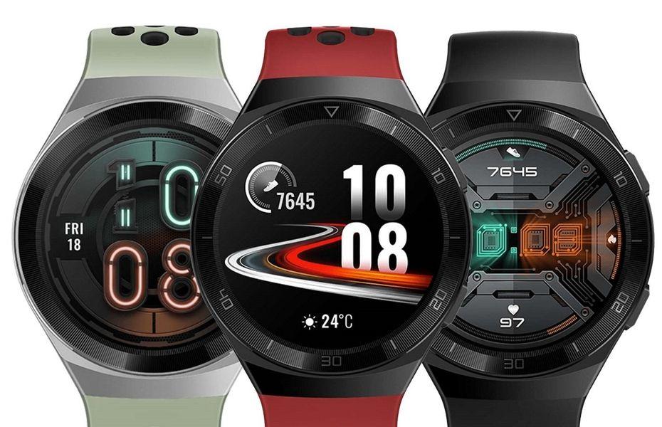 Huawei Watch GT 2e meluncur dengan desain sporty dan bisa tahan 14 hari