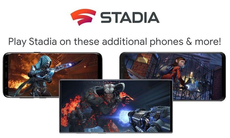 Selain Trio Galaxy S20, Google Stadia Bakal Bisa Dimainkan di 16 HP Android Lain