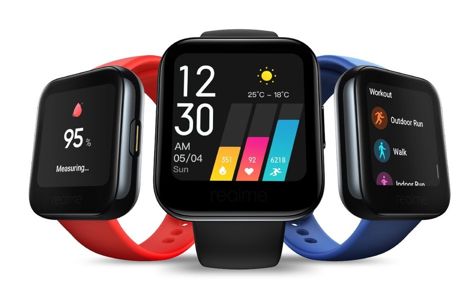 Besok, Realme Watch akan diluncurkan bersama X3 SuperZoom dan Narzo di Indonesia