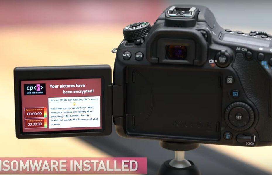 Awas, Kamera DSLR Juga Rentan Diserang Ransomware