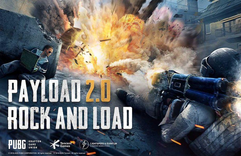 PUBG Mobile mode Payload 2.0 bakal hadir dengan senjata dan kendaraan bersenjata baru