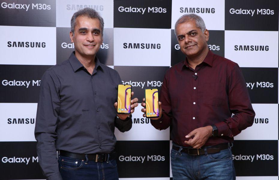 Gantikan M10 dan M30, Galaxy M10s dan M30s resmi hadir di India