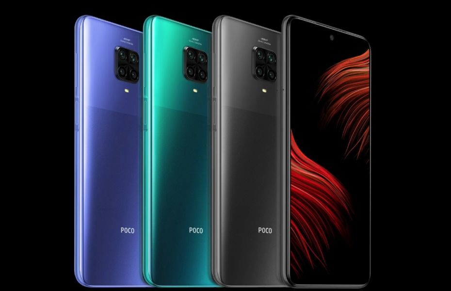 Identik dengan Redmi Note 9 Pro, Poco M2 Pro hadir dengan desain two-tone dan fast charge 33W